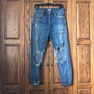 Citizens of Humanity Distressed Jeans